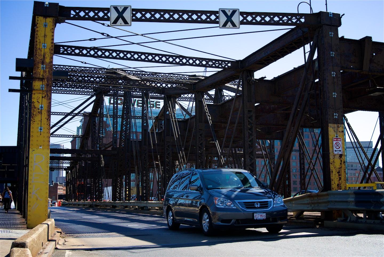 Charlestown Bridge, Boston, Massachusetts
